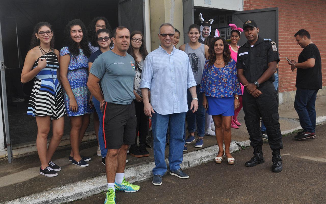 Instituto Mudando o Final promove festa de Páscoa inclusiva