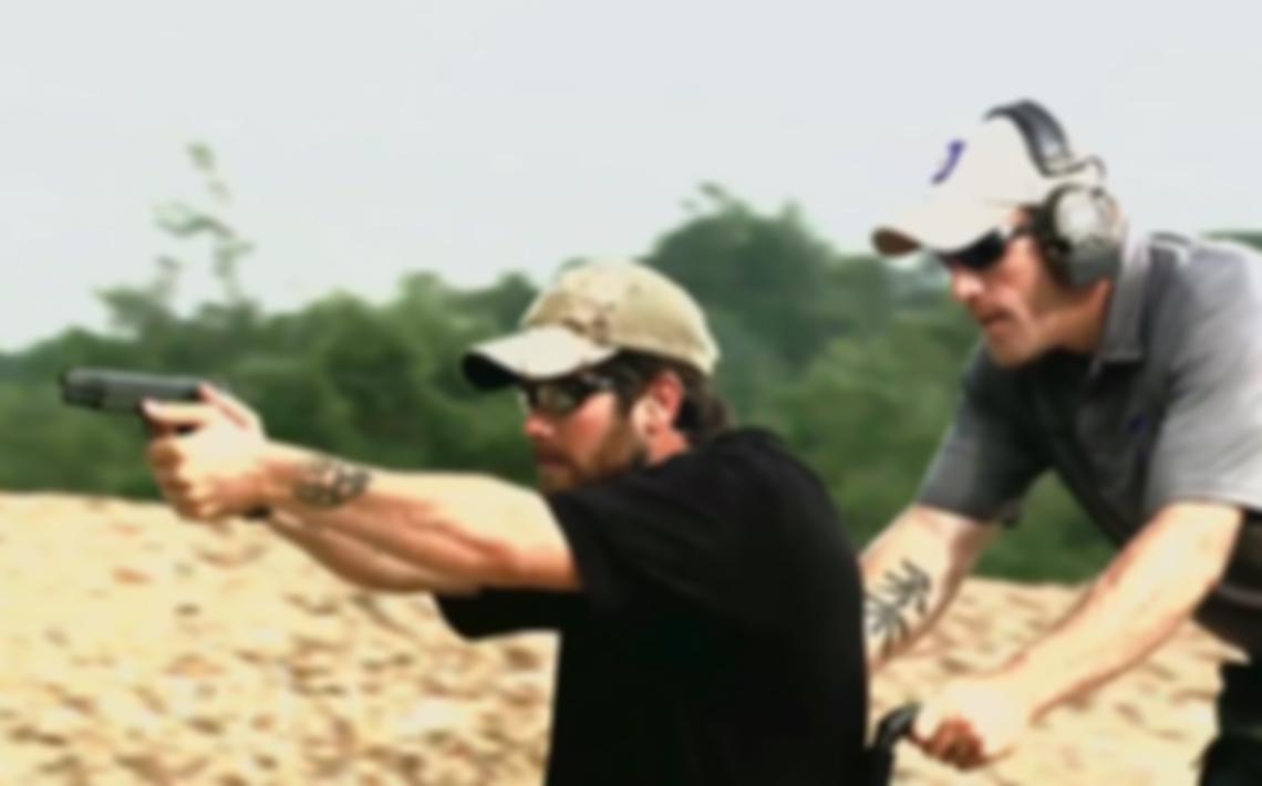 Projeto Prazer em Acolher - Instrução de tiro para policiais com deficiência