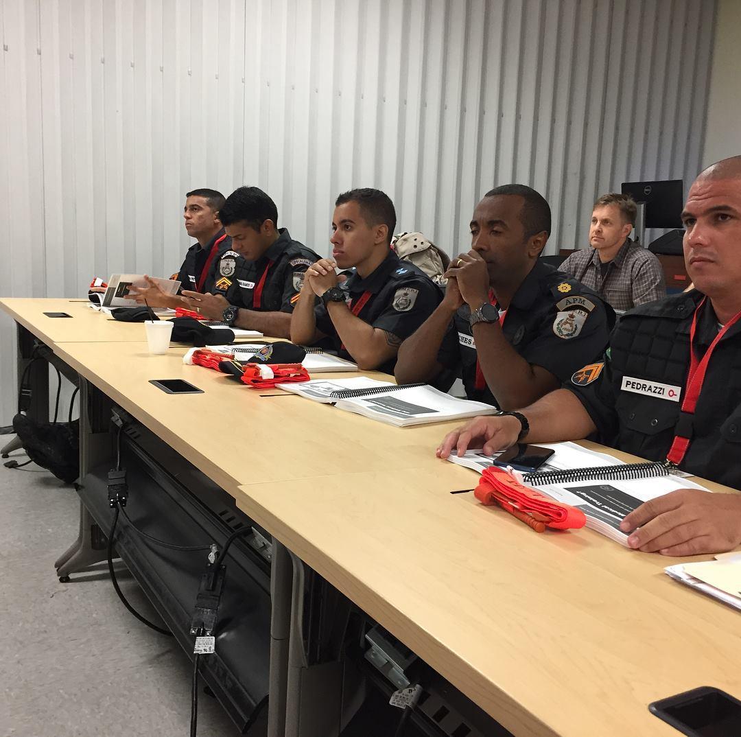 Instituto Promove Viagem de Intercâmbio com a Polícia de Miami