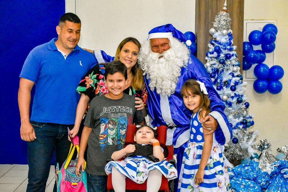 Natal com inclusão e muita diversão!!!!