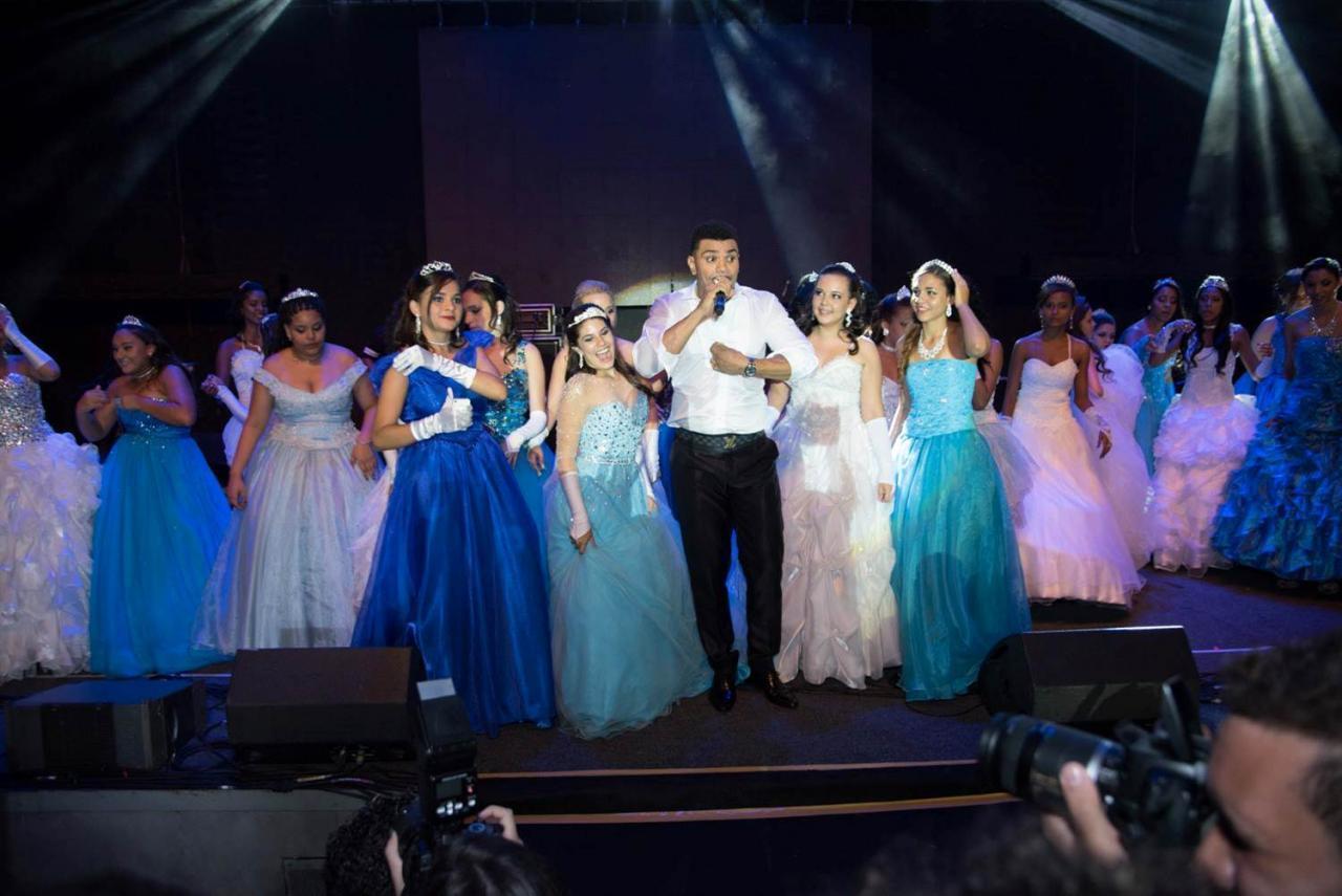 Baile de Debutantes 2021 - inscreva-se para participar